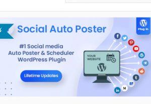 6645Social Auto Poster – WordPress Plugin